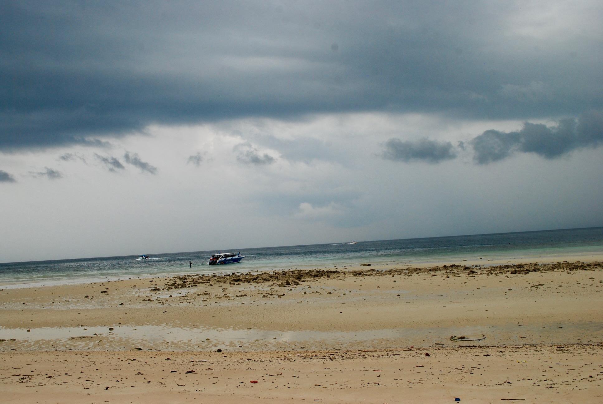 Odpływ w Tajlandii