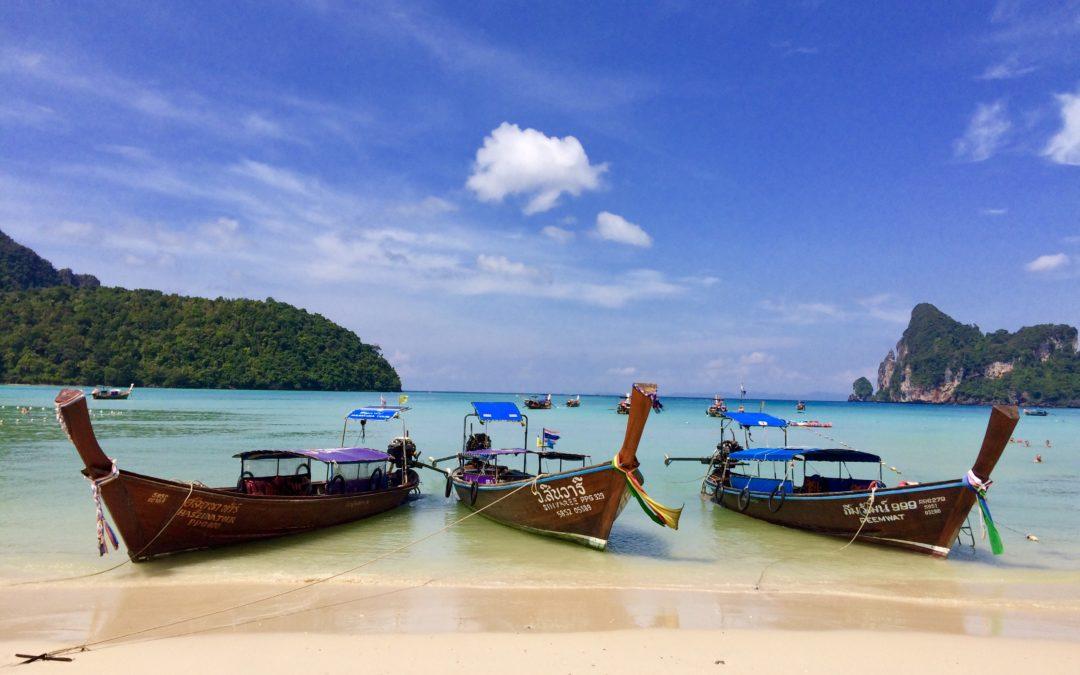 Ko Phi Phi – 4 dni na rajskiej wyspie