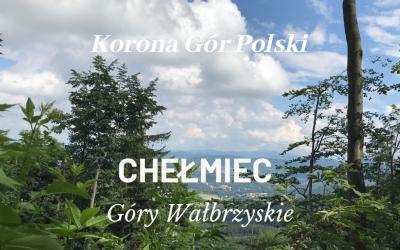 Chełmiec   Góry Wałbrzyskie   KORONA GÓR POLSKI