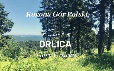 Orlica | Góry Orlickie | KORONA GÓR POLSKI
