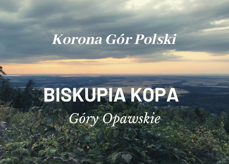 Biskupia Kopa | Góry Opawskie | KORONA GÓR POLSKI
