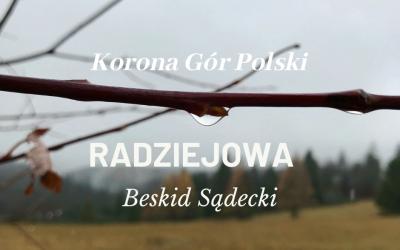 Radziejowa   Beskid Sądecki   KORONA GÓR POLSKI