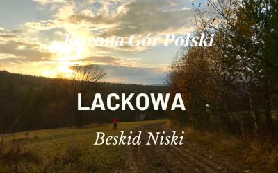 Lackowa   Beskid Niski   KORONA GÓR POLSKI