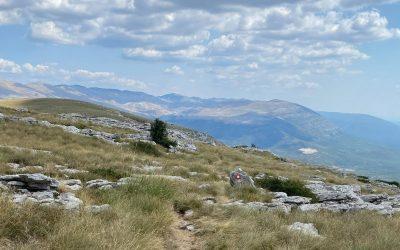 Dinara 1831 m n. p. m. – najwyższy szczyt Chorwacji